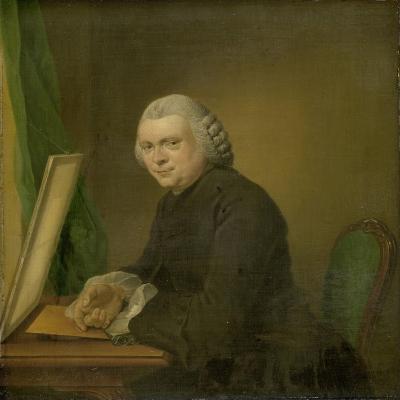 Portrait of Cornelis Ploos Van Amstel-Jacobus Buys-Art Print