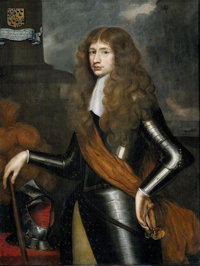 Portrait of Cornelis Van Aerssen, Lord of Sommelsdijk--Art Print