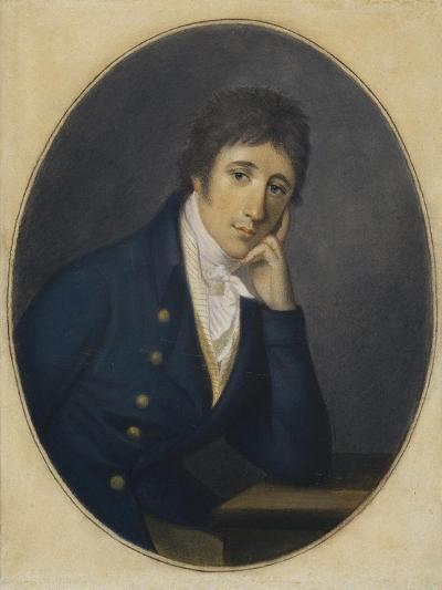 Portrait of Count Nikita Petrovich Panin (1770-183), C. 1800--Giclee Print