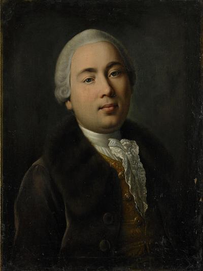 Portrait of Count Valentin Platonovich Musin-Pushkin (1735-180)-Pietro Antonio Rotari-Giclee Print