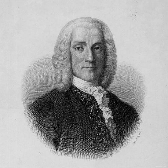 Portrait of Domenico Scarlatti, Italian Composer--Photographic Print