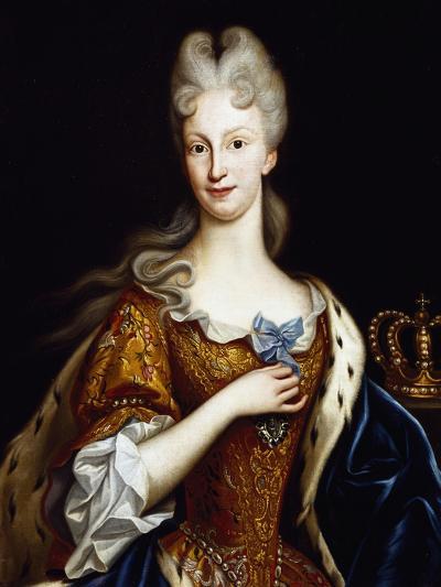 Portrait of Elisabeth Farnese--Giclee Print