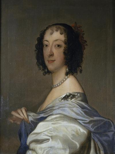 Portrait of Elzabeth, Baroness Clifford, after C.1639-Sir Anthony Van Dyck-Giclee Print