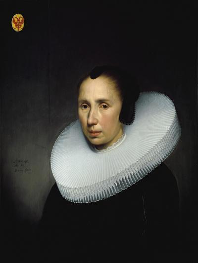 Portrait of Emerentia Van Driel--Giclee Print
