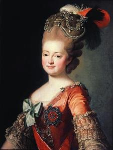 Portrait of Empress Maria Feodorovna, Late 18th or Early 19th Century
