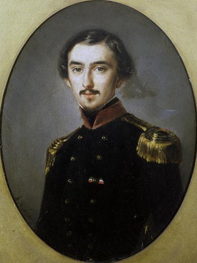 Portrait of Enrico Dandolo--Giclee Print