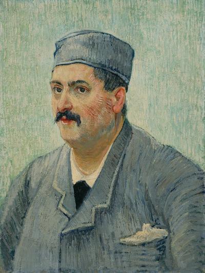 Portrait of Etienne-Lucien Martin, 1887-Vincent van Gogh-Giclee Print