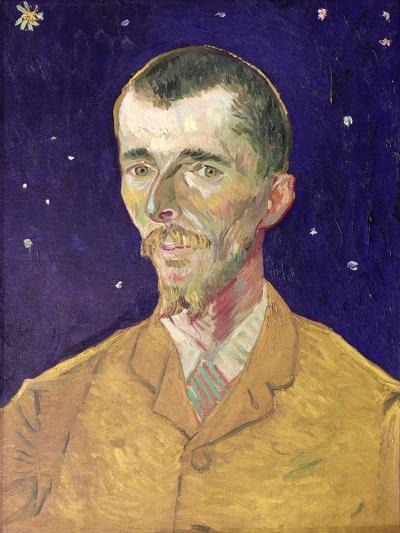 Portrait of Eugene Boch (1855-1941) 1888-Vincent van Gogh-Giclee Print