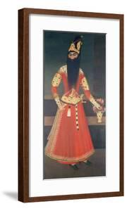 Portrait of Fath Ali-Shah