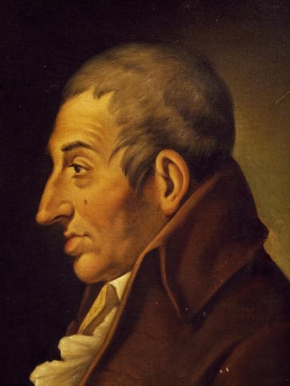 Portrait of Fedele Fenaroli--Giclee Print