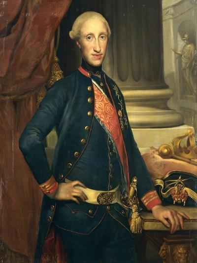 Portrait of Ferdinand I of the...
