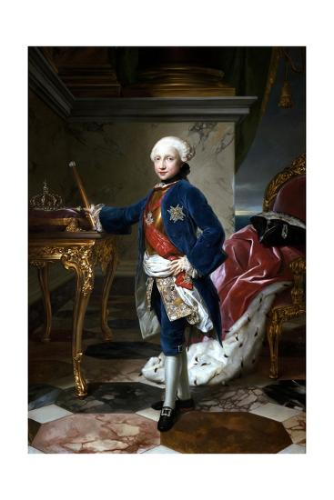 Portrait of Ferdinand I of the Two Sicilies--Giclee Print