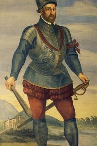 Portrait of Ferdinand II of Habsburg (Graz