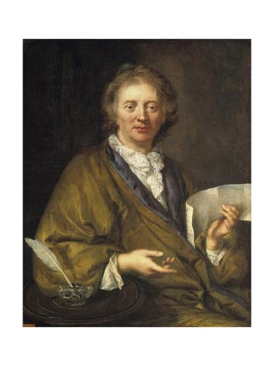 Portrait of Francois Couperin--Giclee Print