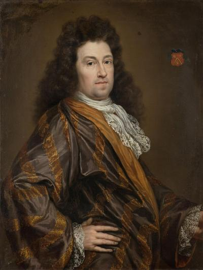 Portrait of Francois Leydecker, Delegate to the Court of Audit for Zeeland--Art Print