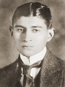 Portrait of Franz Kafka