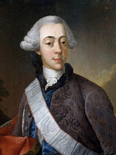 Portrait of Frederik Christian Rosenkrantz--Giclee Print