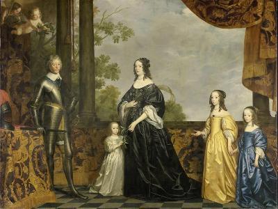 Portrait of Frederik Hendrik, Prince of Orange-Gerard Van Honthorst-Art Print
