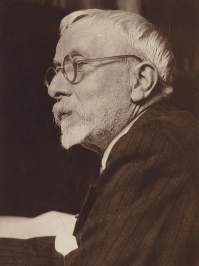 Portrait of Gabriel Pierne--Photographic Print