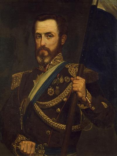 Portrait of General Juan Lavalle Argentina--Giclee Print