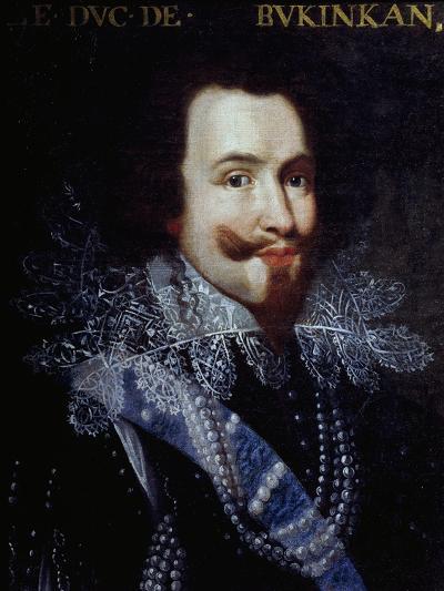 Portrait of George Villiers, First Duke of Buckingham--Giclee Print