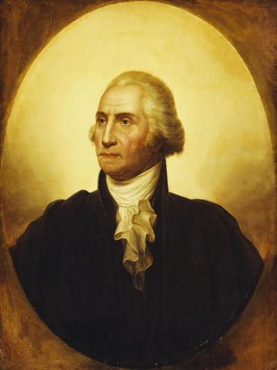 Portrait of George Washington-Rembrandt Peale-Giclee Print