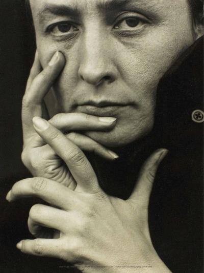 Portrait of Georgia O'Keeffe, 1918-Alfred Stieglitz-Art Print