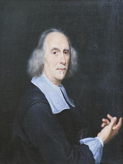 Portrait of Gian Lorenzo Bernini-Il Baciccio-Giclee Print