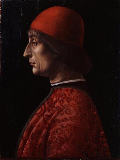 Portrait of Giovanni Francesco Brivio--Giclee Print