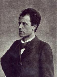 Portrait of Gustav Mahler, 1897