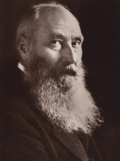 Portrait of Guy Ropartz--Photographic Print