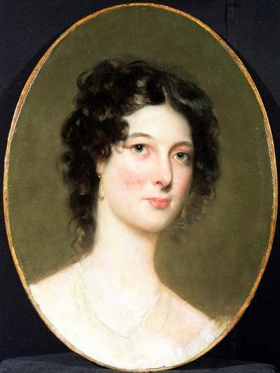 Portrait of Harriet Fane, Mrs Charles Arbuthnot (1793-1834) 1820s-Thomas Lawrence-Giclee Print