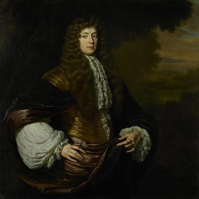 Portrait of Hendrick Bicker, Burgomaster of Amsterdam-Michiel Van Musscher-Art Print