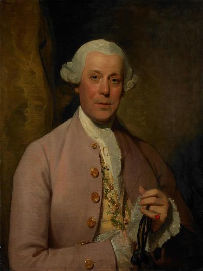 Portrait of Henry Lambert, C.1780-81-Gilbert Stuart-Giclee Print