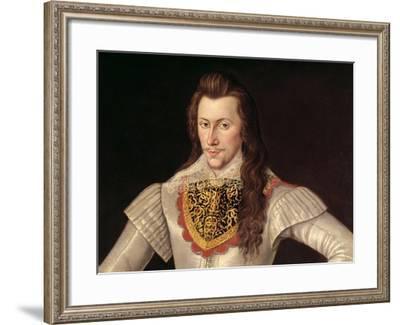 Portrait of Henry Wriothesley--Framed Giclee Print