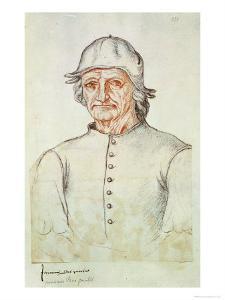 Portrait of Hieronymus Bosch