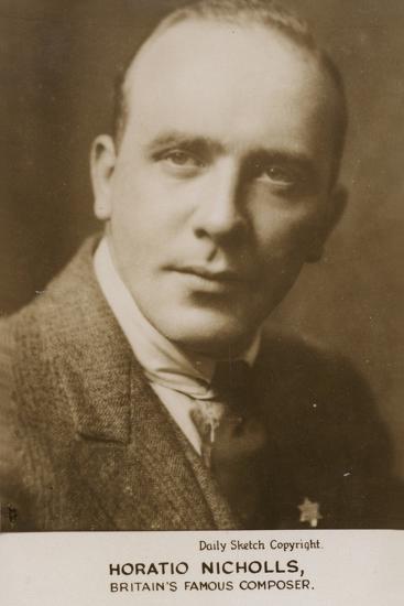 Portrait of Horatio Nicholls--Photographic Print
