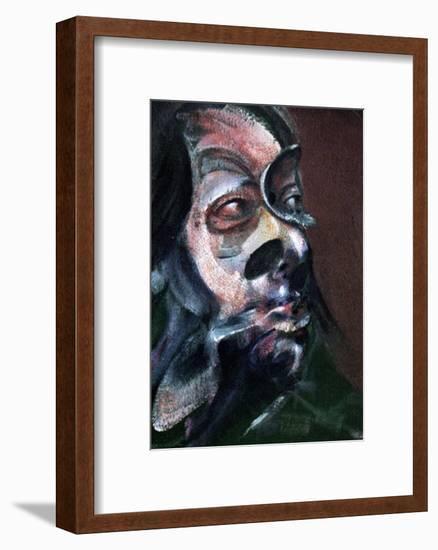 Portrait of Isabel Rawsthorne, c.1966-Francis Bacon-Framed Art Print