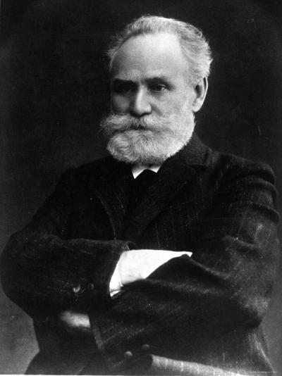 Portrait of Ivan Pavlov, Russian Physiologist and Experimental Psychologist--Premium Photographic Print