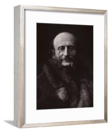 Portrait of Jacques Offenbach