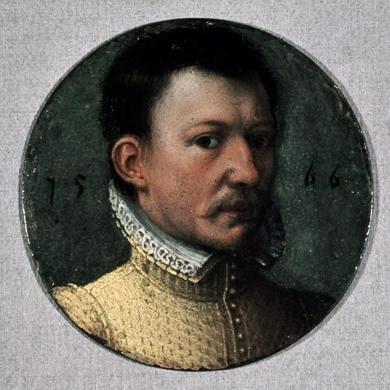 Portrait of James Hepburn, Fourth Earl of Bothwell--Giclee Print