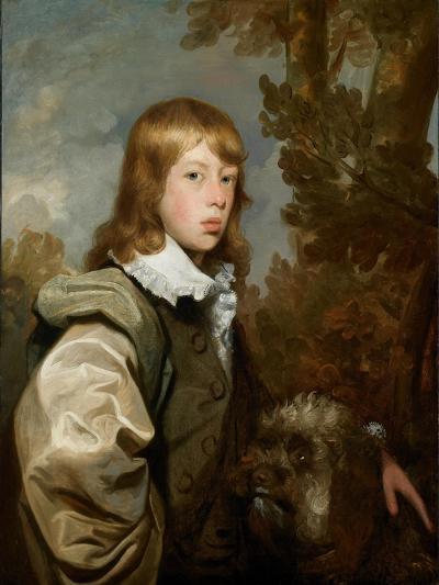 Portrait of James Ward, 1779-Gilbert Stuart-Giclee Print