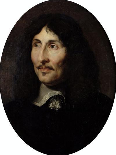Portrait of Jean-Baptiste Colbert de Torcy-Claude Lefebvre-Giclee Print