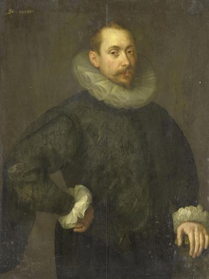 Portrait of Jean Fourmenois-Gortzius Geldorp-Art Print