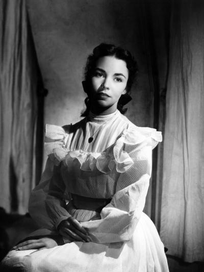 Portrait of Jennie, Jennifer Jones, 1948--Photo