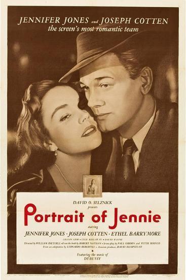 Portrait of Jennie--Art Print