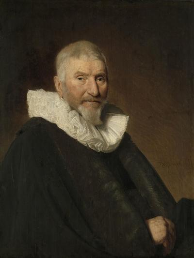 Portrait of Johan Van Schoterbosch-Johannes Cornelisz Verspronck-Art Print