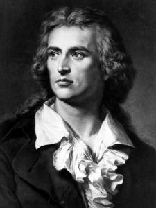 Portrait of Johann Christoph Friedrich Von Schiller, German Dramatist and Poet