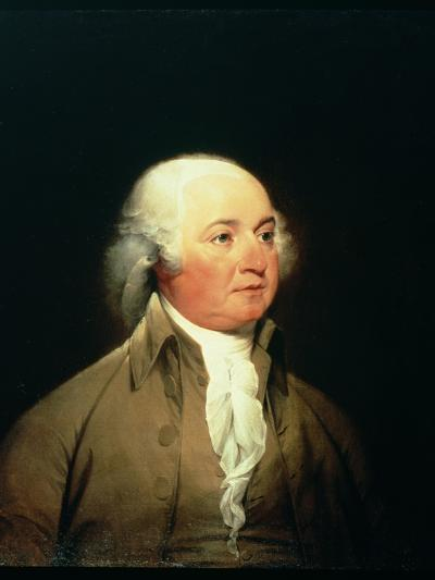 Portrait of John Adams, C.1793-John Trumbull-Giclee Print