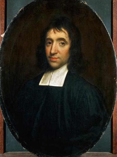 Portrait of John Flamsteed--Giclee Print